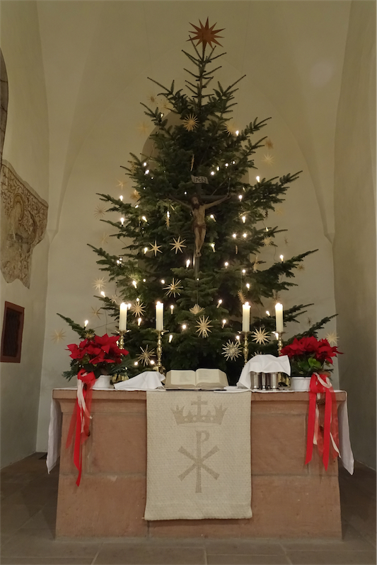 dank f r den weihnachtsbaum evangelische kirche seeheim. Black Bedroom Furniture Sets. Home Design Ideas